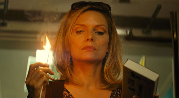 Michelle Pfeiffer, The Family Still