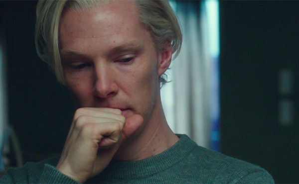 Benedict Cumberbatch, The Fifth Estate Still