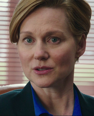 Laura Linney, The Fifth Estate Still