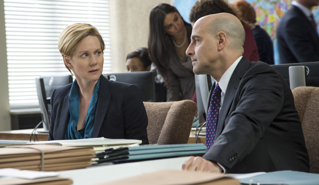 Laura Linney Stanley Tucci