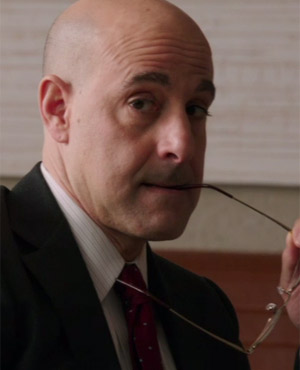 Stanley Tucci, The Fifth Estate Still