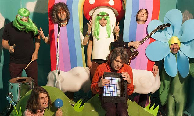 The Flaming Lips Credit George Salisbury