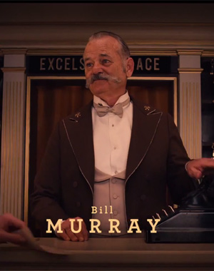 Bill Murray appears in yet another Anderson flick