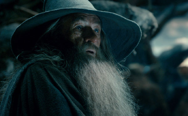 Ian McKellen Desolation of Smaug