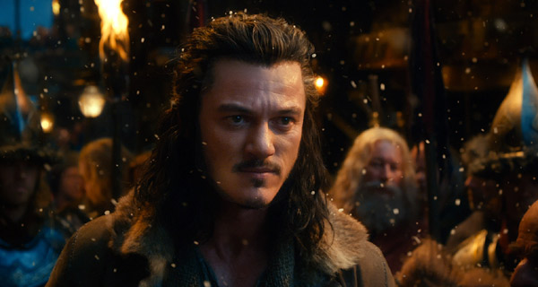 Luke Evans as Bard in The Hobbit: The Desolation Of Smaug