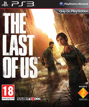 The Last of Us cover art