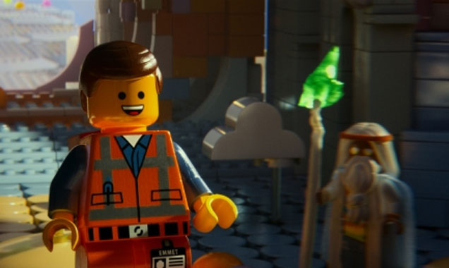 The Lego Movie 2 Marvel Superheroes