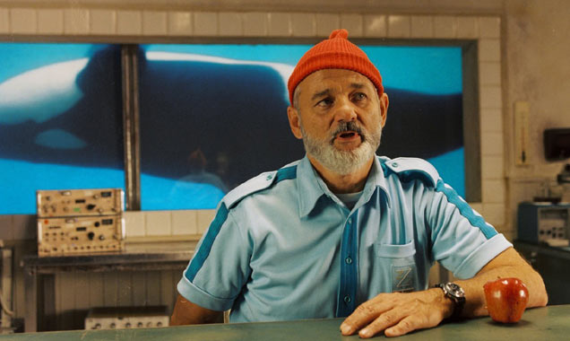 Bill Murray Steve Zissou