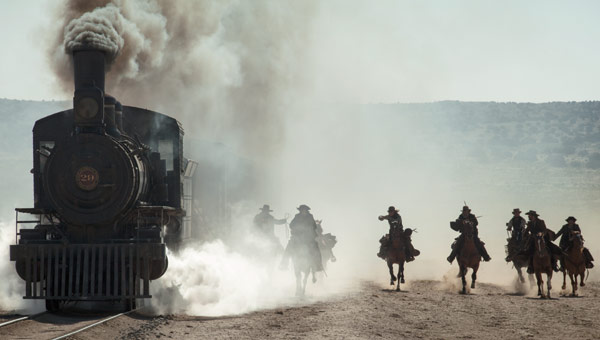 A still from Gore Verbinski's The Lone Ranger