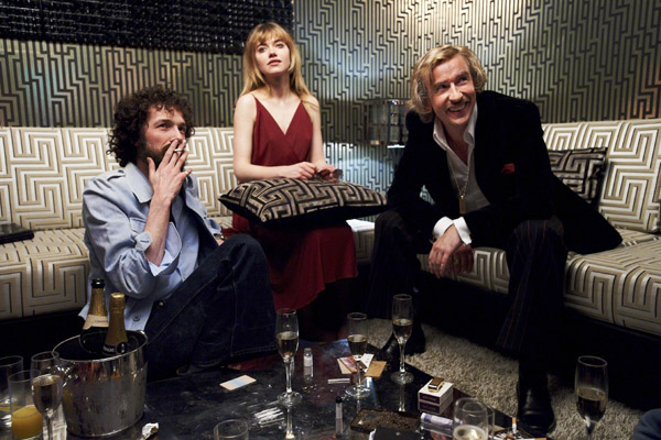 Steve Coogan, Chris Addison and Imogen Poots party hard in 'The Look of Love'