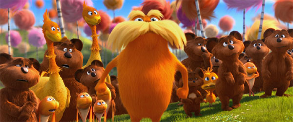 The Lorax Still