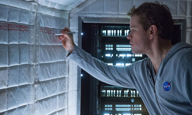 Ridley Scott's The Martian Demolishes All Challengers
