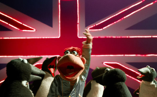 The Muppets Hit The UK