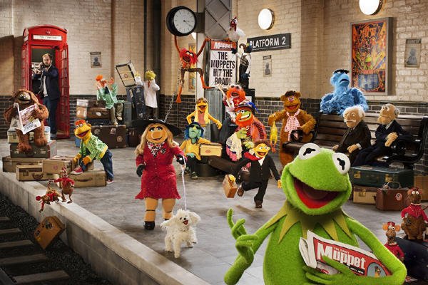 The Muppets Go Underground!