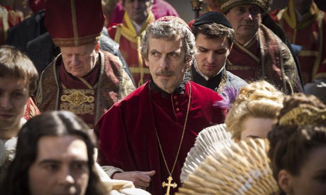 Cardinal Richelieu Peter Capaldi