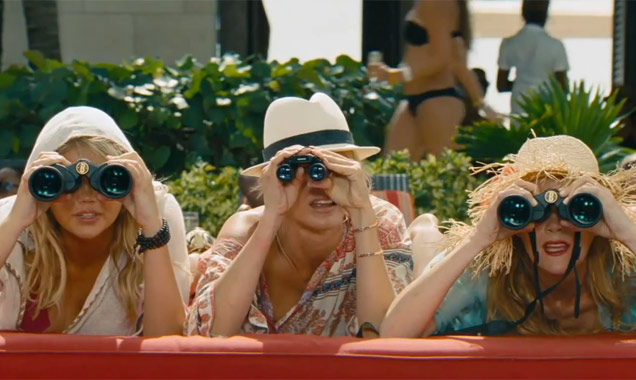 Cameron Diaz, Leslie Mann, Kate Upton in the other woman