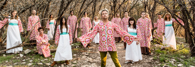 The Polyphonic Spree 2014 Promo