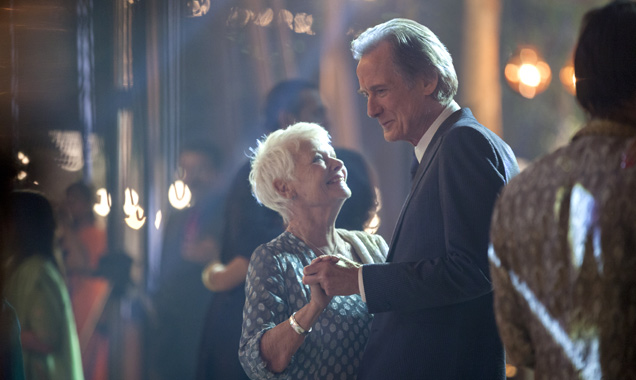Bill Nighy Judi Dench