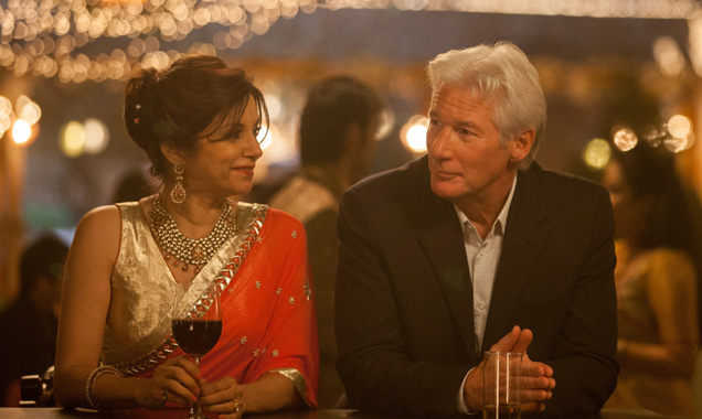 Richard Gere Best Exotic Marigold Hotel