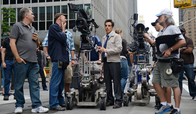 Ben Stiller Walter Mitty