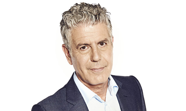 Anthony Bourdain, The Taste Promotional Photo