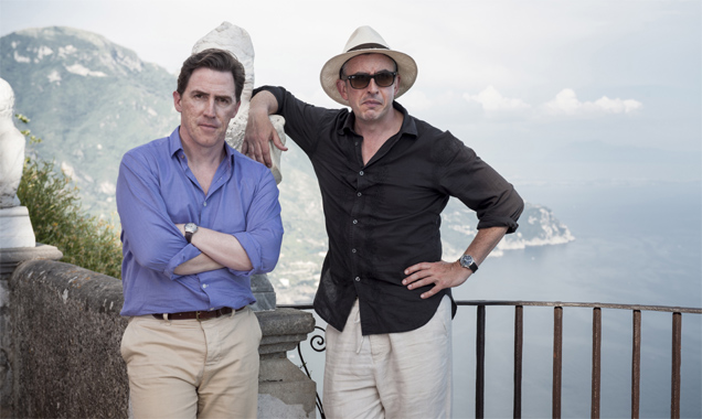 Rob Brydon and Steve Coogan on their Trip to Italy