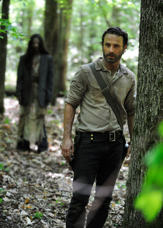 Andrew Lincoln the Walking Dead