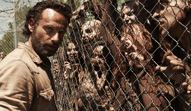 The Walking Dead Season 4 Episode 1