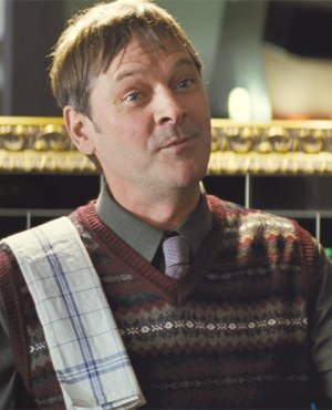 Mark Heap in The World's End