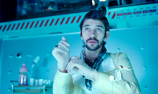 Ben Whishaw Zero Theorem