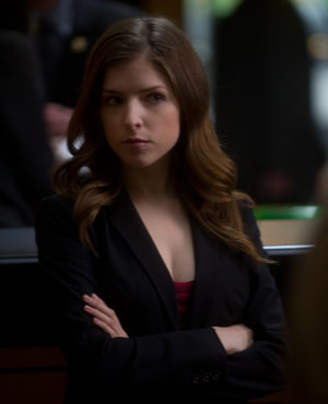 Anna Kendrick as Diana in The Company You Keep