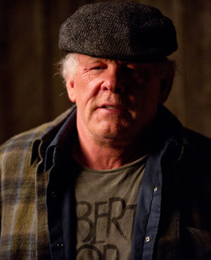 Nick Nolte as Donal in The Company You Keep