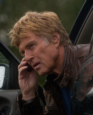 Robert Redford as Jim Grant in The Company You Keep