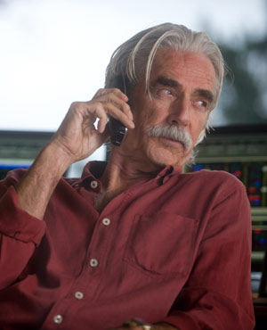 Sam Elliott as Mac McLeod in The Company You Keep