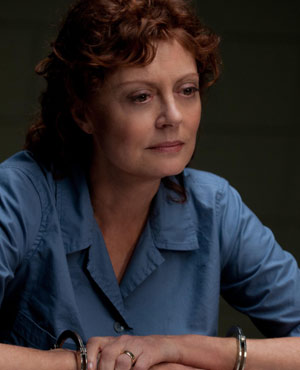 Susan Sarandon as Sharon Solarz in The Company You Keep