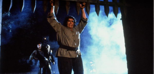 Fezzik played by André the Giant in The Princess Bride