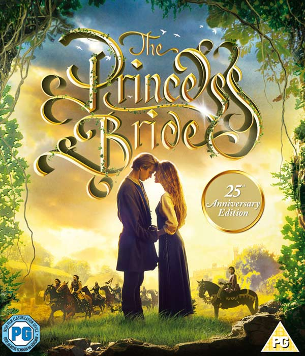 The Princess Bride 25th Anniversary Artwork