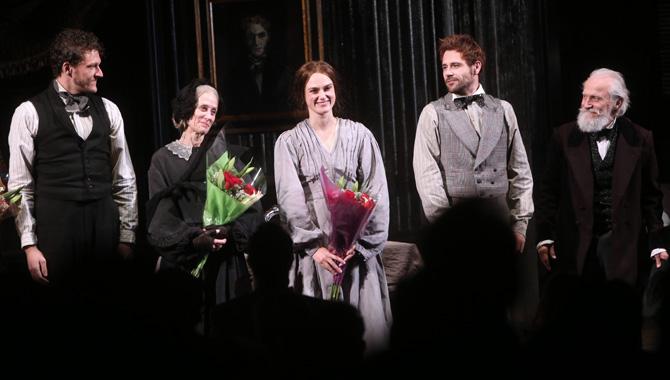 Keira Knightley Makes Her Broadway Debut In Stunning Revenge Thriller 'Thérèse Raquin'