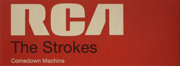 The Strokes - Comedown Machine Album Cover