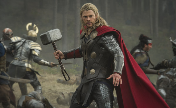 Thor: The Dark World Promo Image