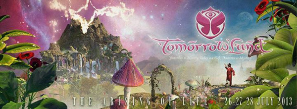 TomorrowLand 2013 logo