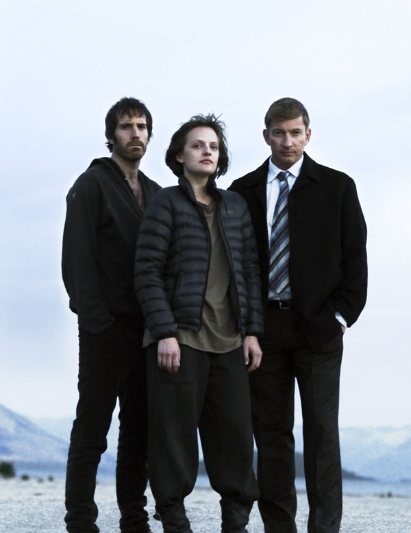 Top of The Lake cast