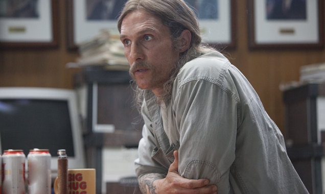 Matthew McConaughey as Rust Cohle