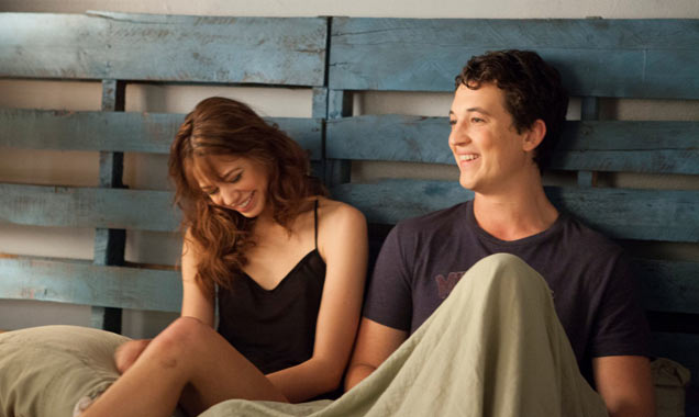 Miles Teller and Analeigh Tipton in 'Two Night Stand'