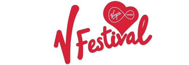 V Festival 2014 Logo