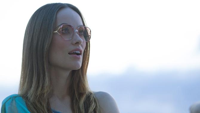 Olivia Wilde in 'Vinyl'