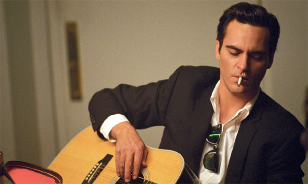 Joaquin Phoenix in Walk the Line