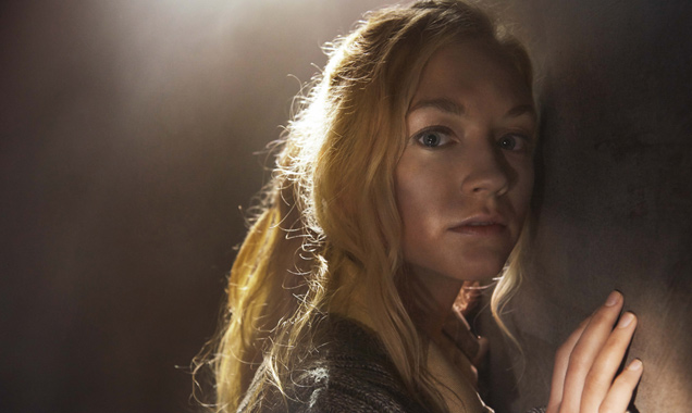 Emily Kinney in 'The Walking Dead' season 5