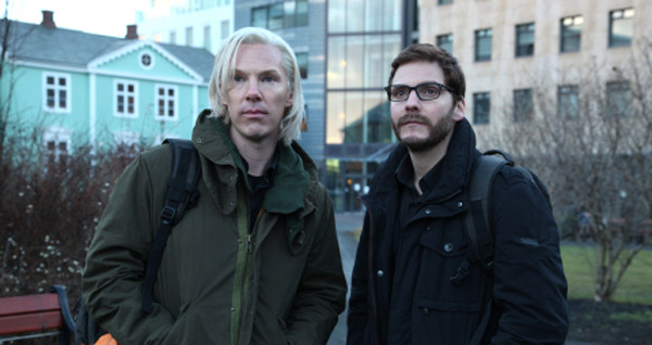 Benedict Cumberbatch as Julian Assange, The Fifth Estate