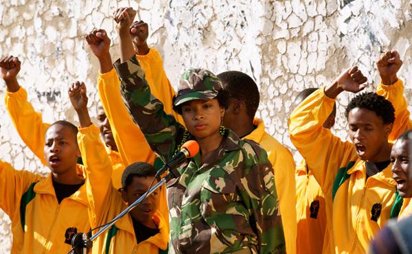 Jennifer Hudson, Winnie Mandela Still